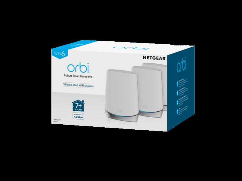 NETGEAR WiFi 6 Orbi