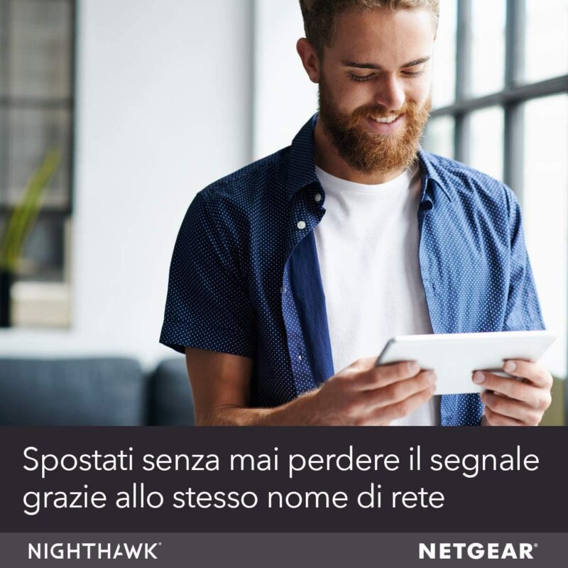 NETGEAR Ripetitore WiFi 5 AC2200