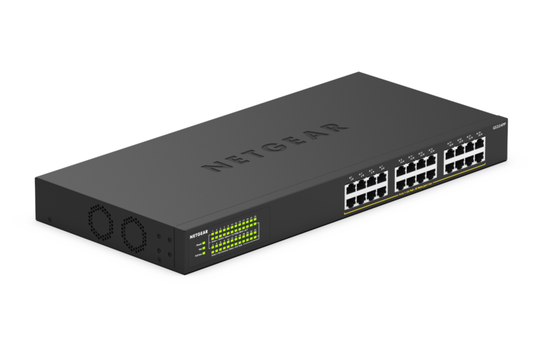NETGEAR GS324PP Switch Unmanaged