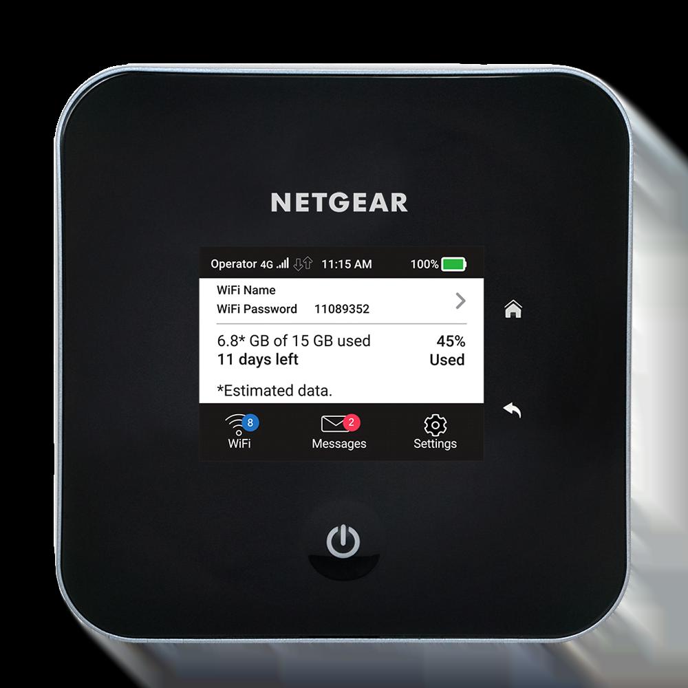 NETGEAR Nighthawk Router 4G 2Gbps