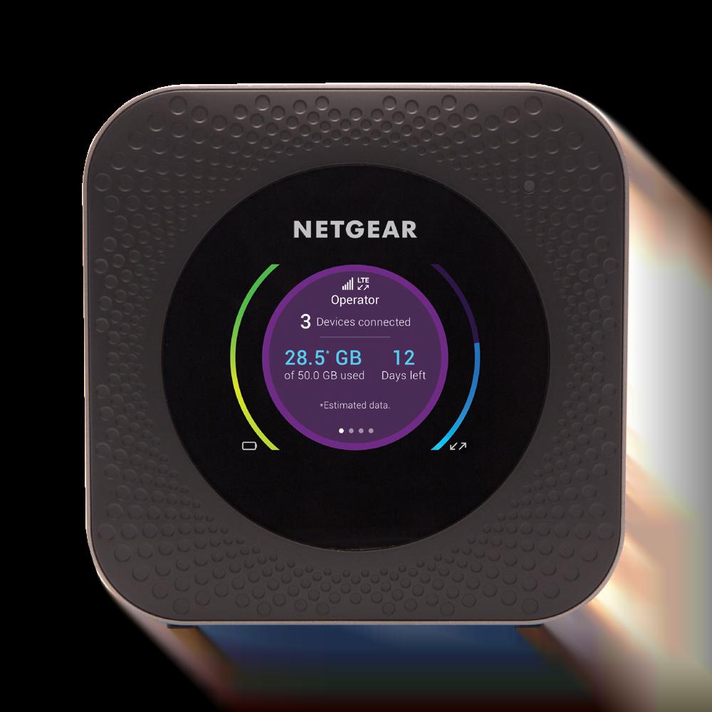 NETGEAR Nighthawk Router 4G 1Gbps