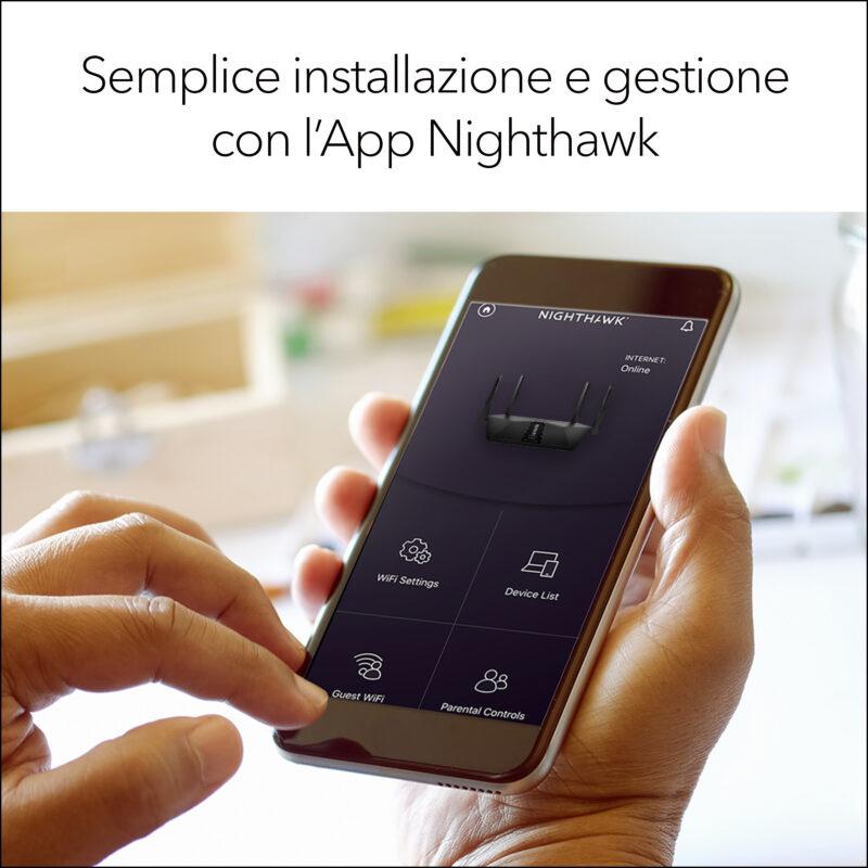 NETGEAR Nighthawk Router AX5400