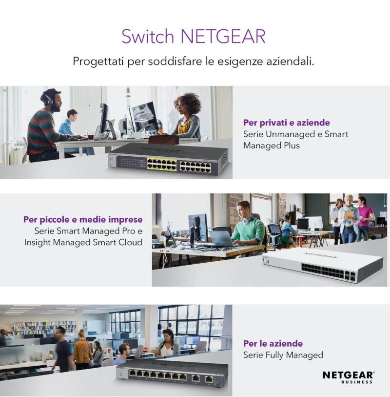 NETGEAR GS305P Switch Unmanaged