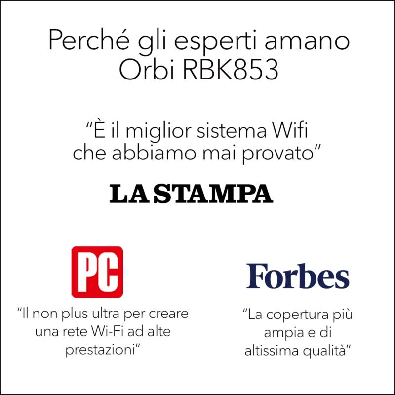 NETGEAR Orbi WiFi 6