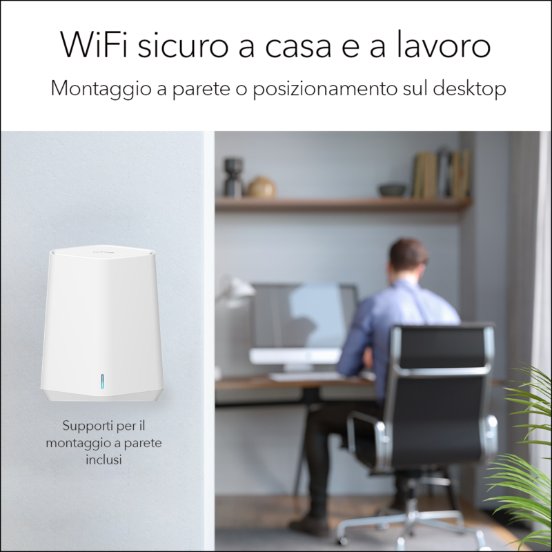 NETGEAR Orbi Pro WiFi 6